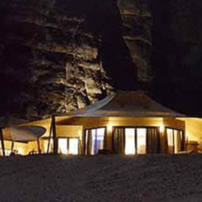 SSH Lead Consultant for Winter Camp Al Wadi in AlUla