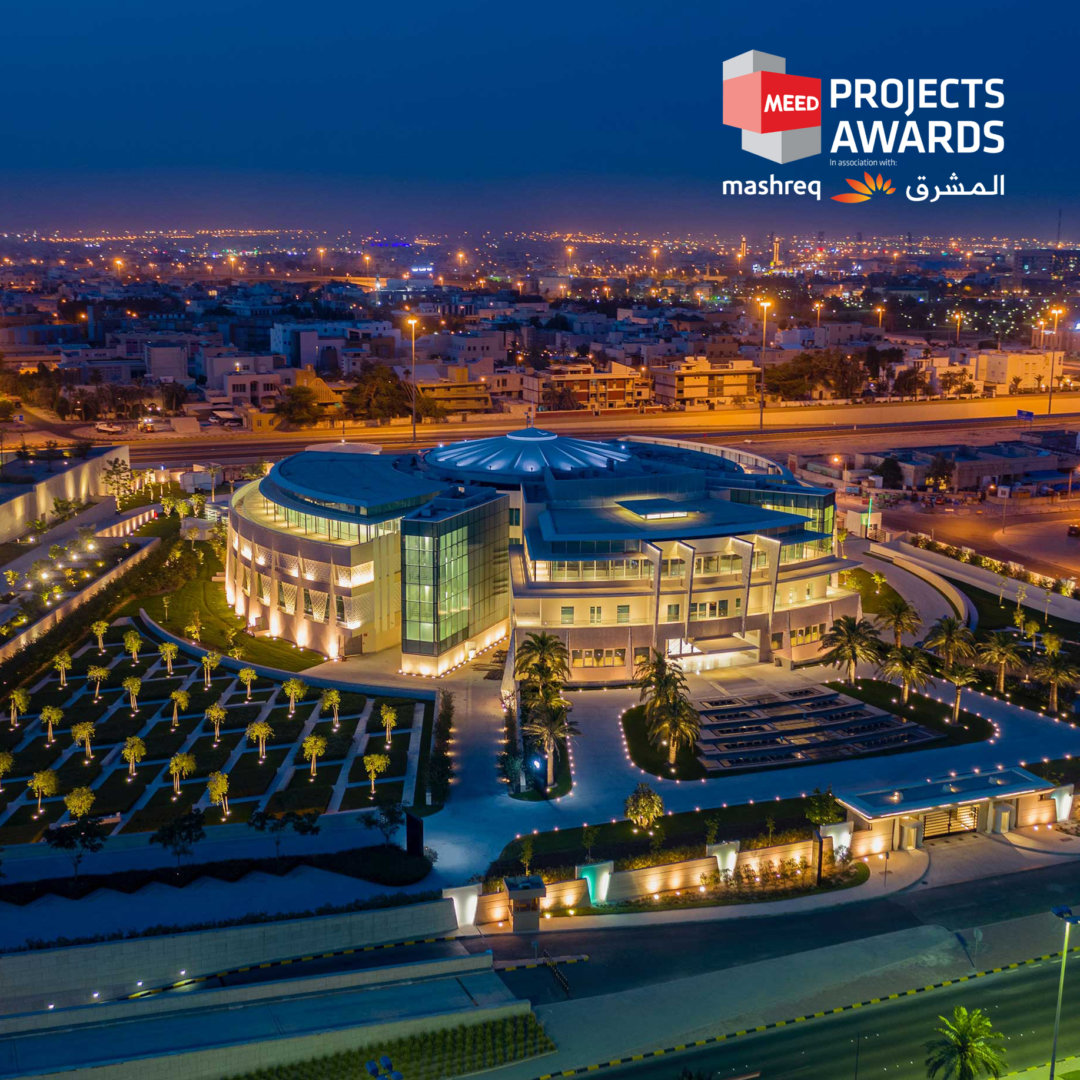 Al Salam Palace wins national honours at the MEED Project Awards 2020