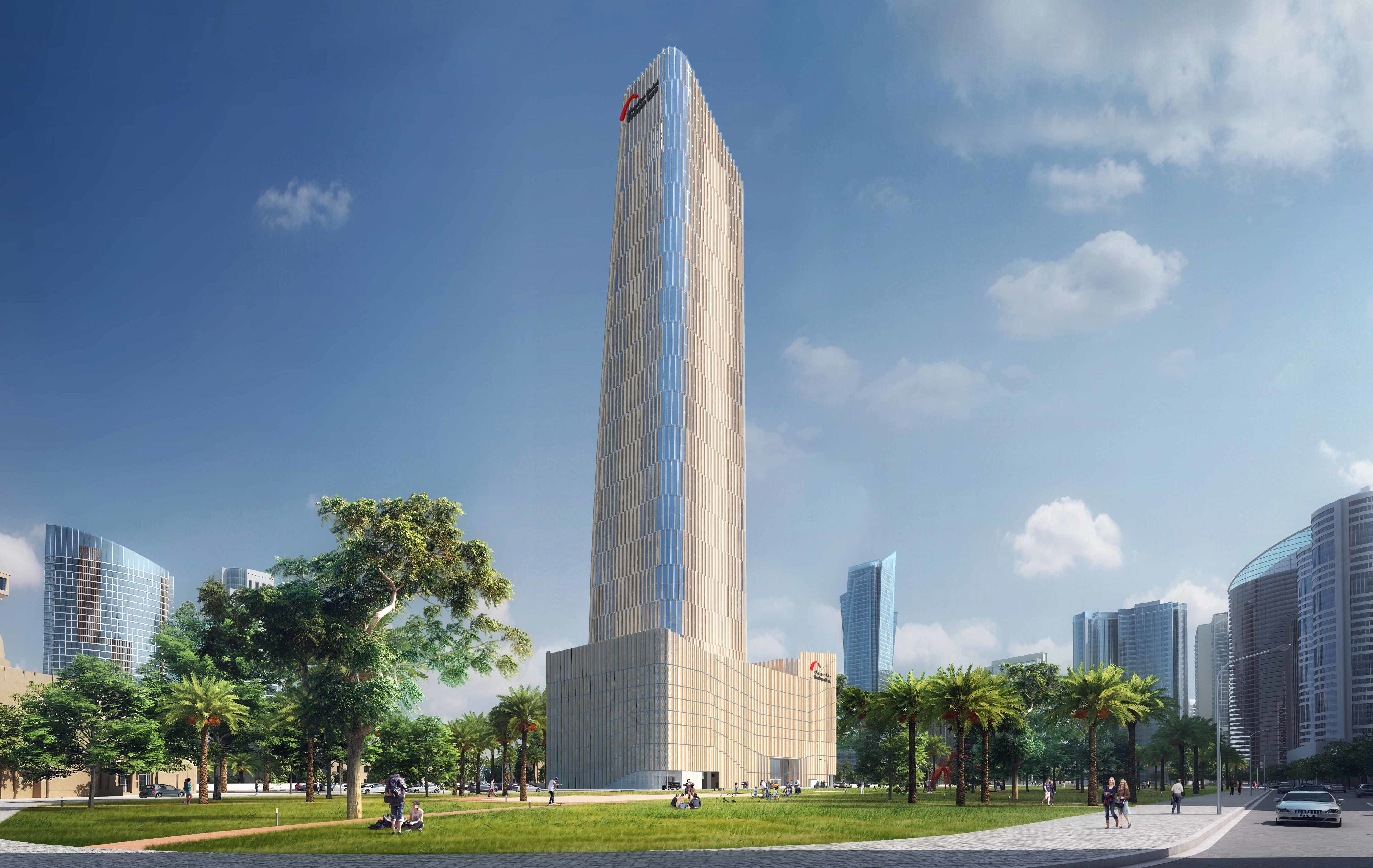 Boubyan Bank's New Headquarters Building 0