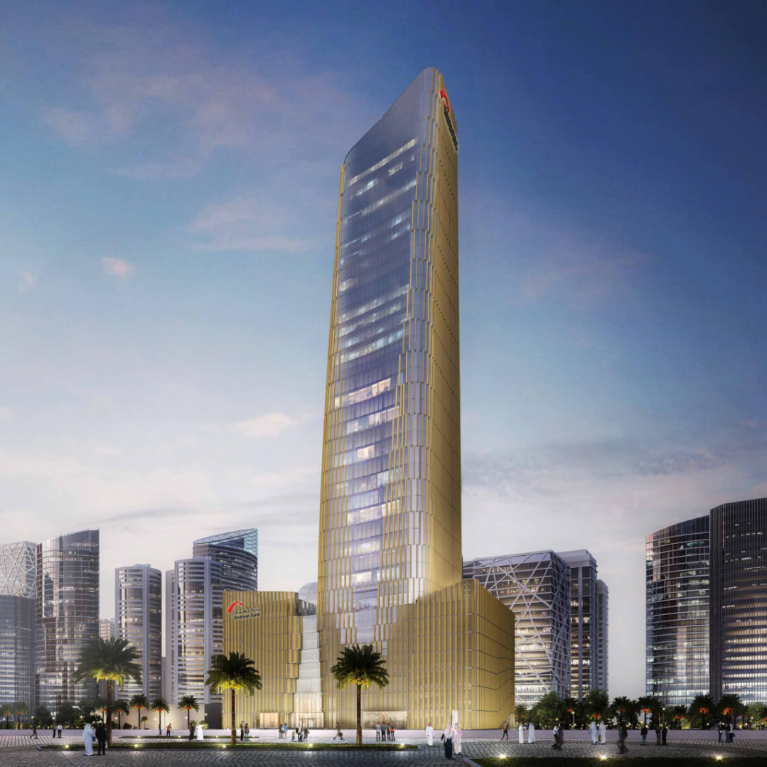 SSH Involved in Prestigious New HQ for Boubyan Bank in Kuwait City