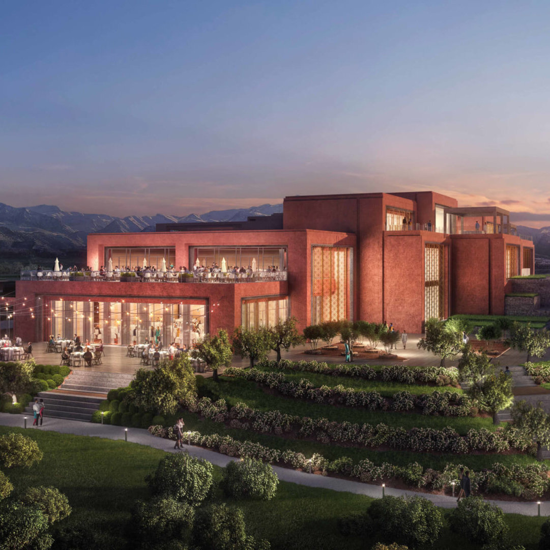 SSH Designs Prestigious Mixed-use Hospitality Project in Morocco