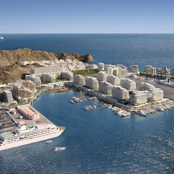 SSH to Revamp Oman's Oldest Port into World-Class Waterfront Destination