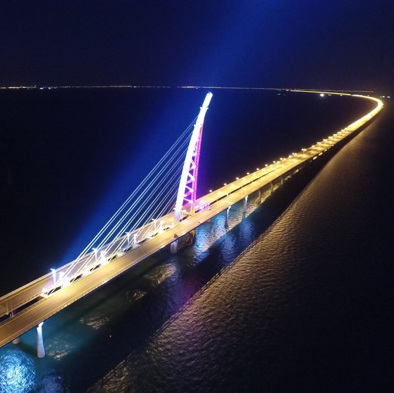 The Sheikh Jaber Al Ahmed Al Sabah Causeway Link Inauguration