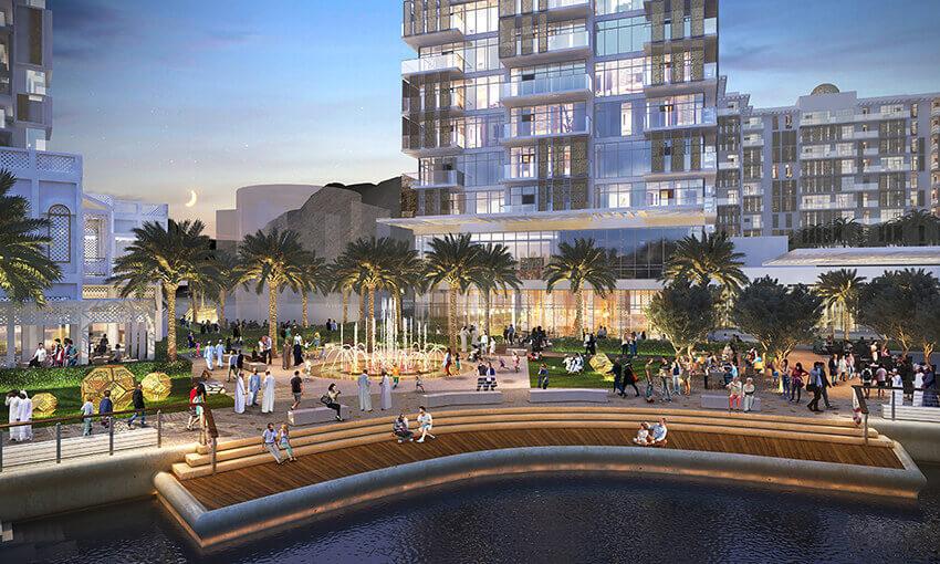 Mina Sultan Qaboos Waterfront Regeneration 1