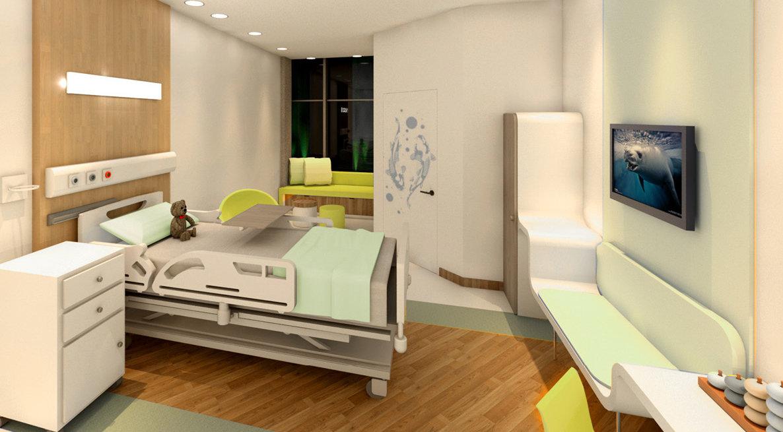 NBK Children's Hospital 1