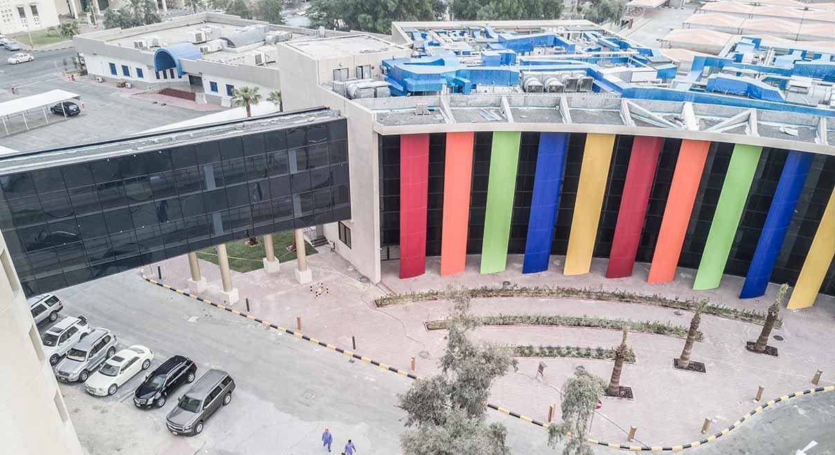 NBK Children's Hospital 0