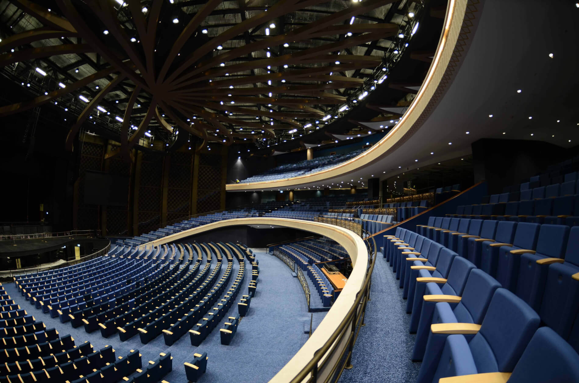Oman Convention & Exhibition Centre (OCEC) 0
