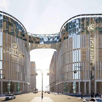 Top International Architecture Firm in GCC