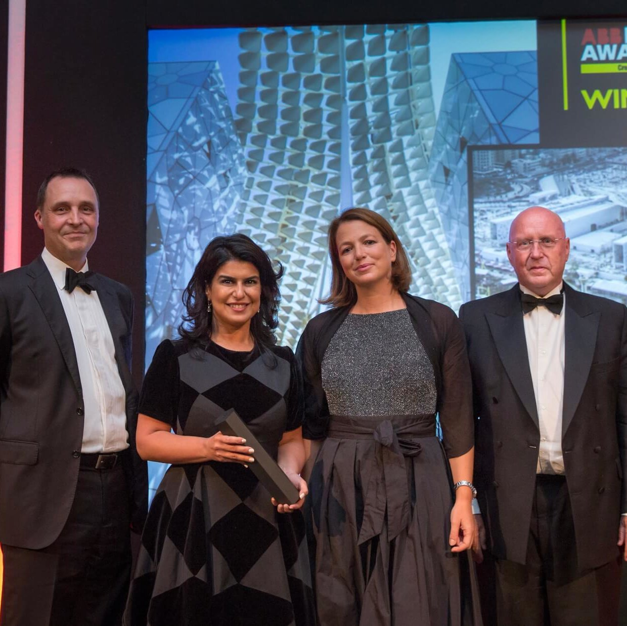 ABB LEAF Awards success for Sheikh Abdullah Al Salem Cultural Centre