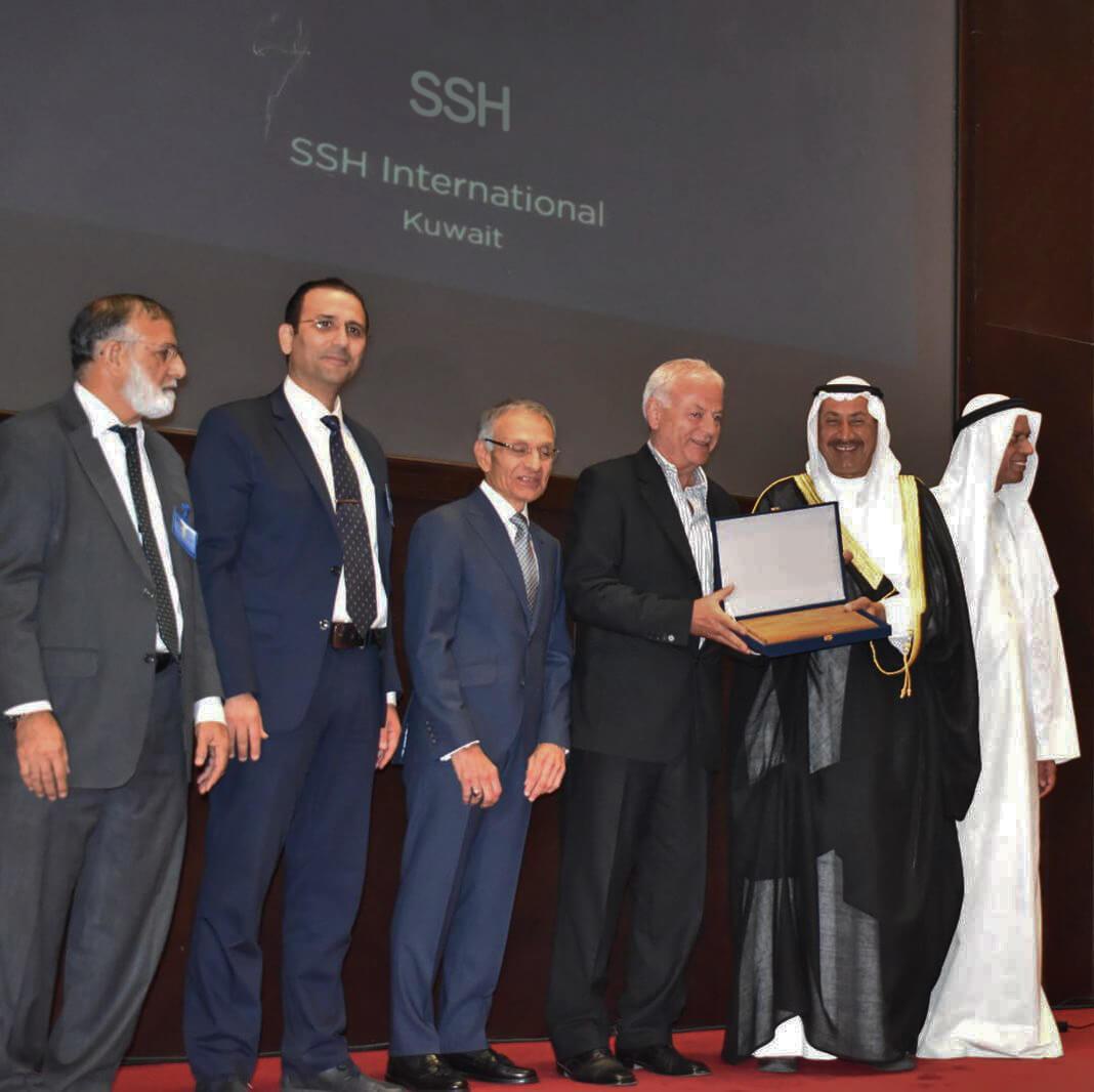 Kuwaiti causeway project wins infrastructure award
