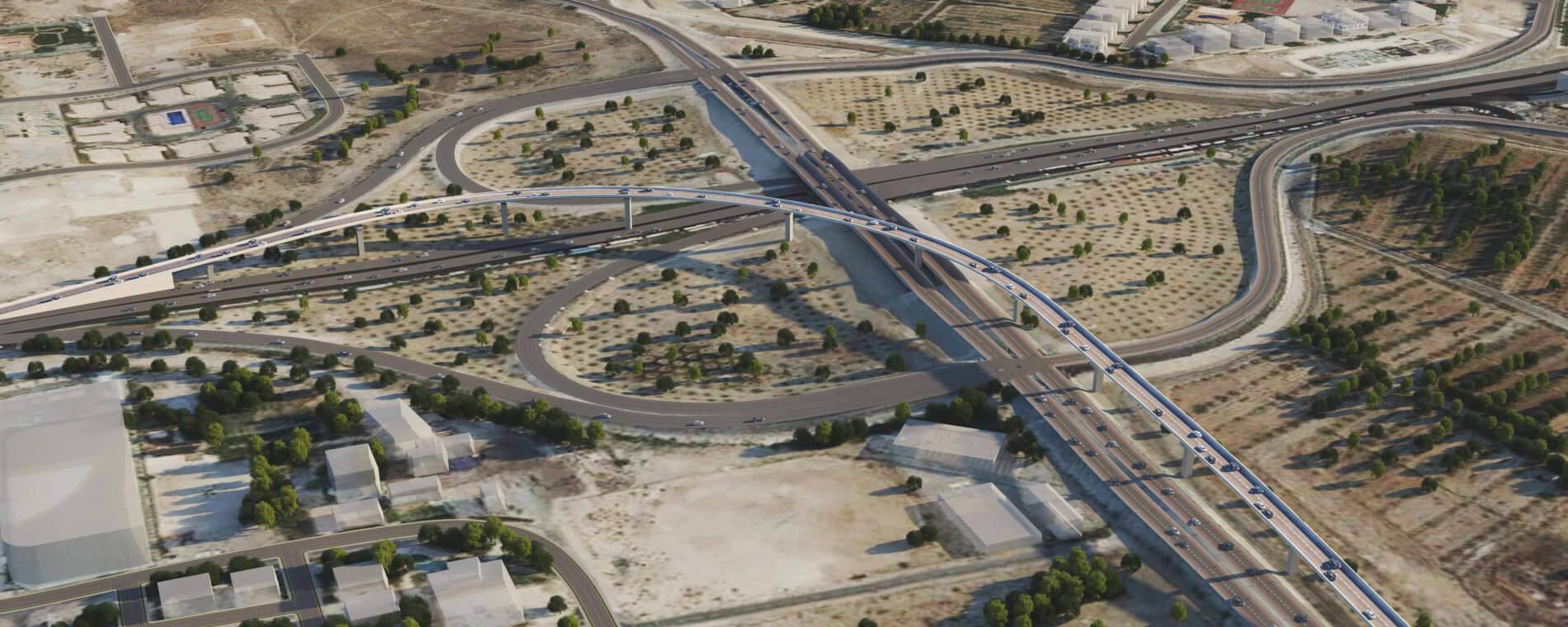 Widening of Sheikh Isa Bin Salman Highway and Jasrah Interchange Upgrade – AMAS Package 4 0