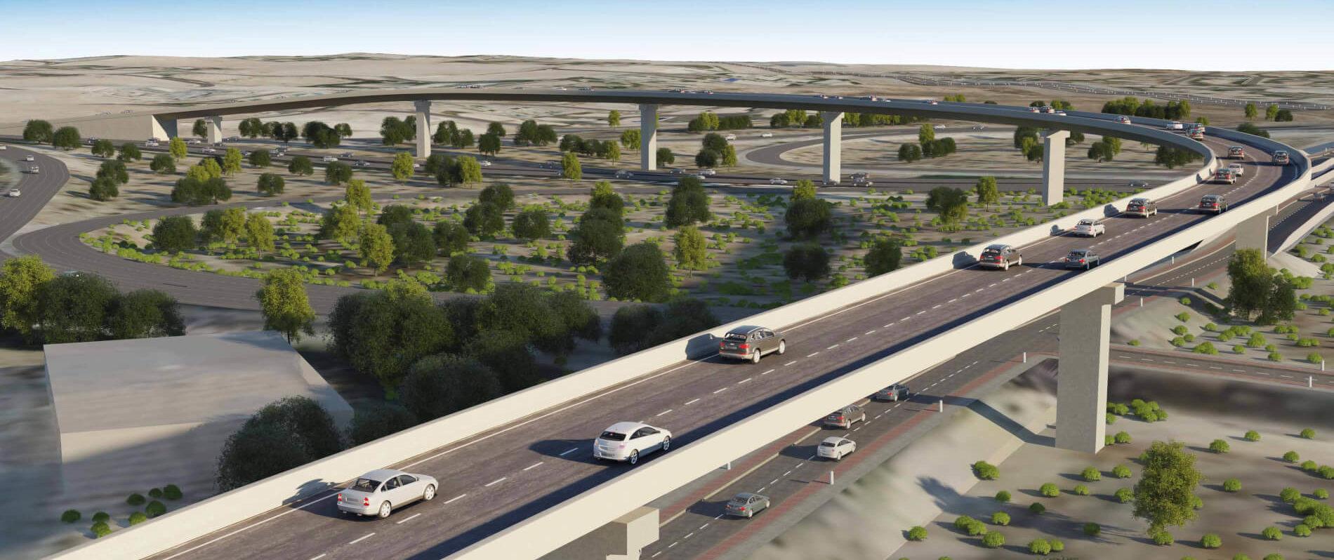 Widening of Sheikh Isa Bin Salman Highway and Jasrah Interchange Upgrade – AMAS Package 4 1