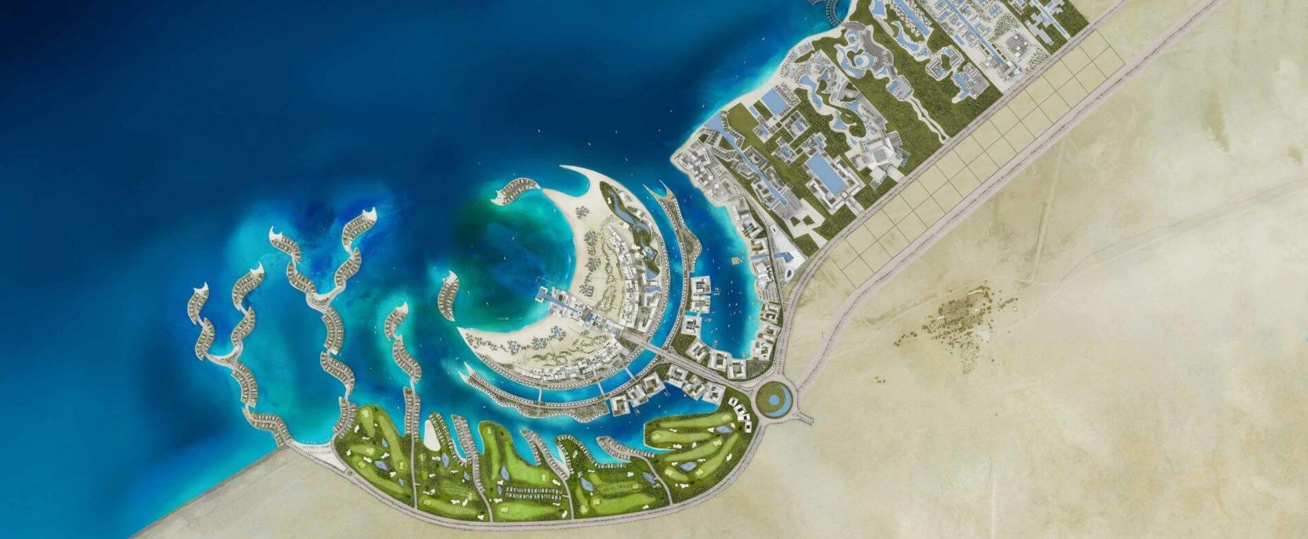 Sunset Islands Development 1