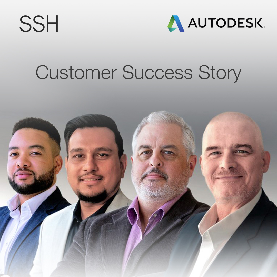 Customer success story: BIM360 helps improve SSH project delivery and collaboration by 46%