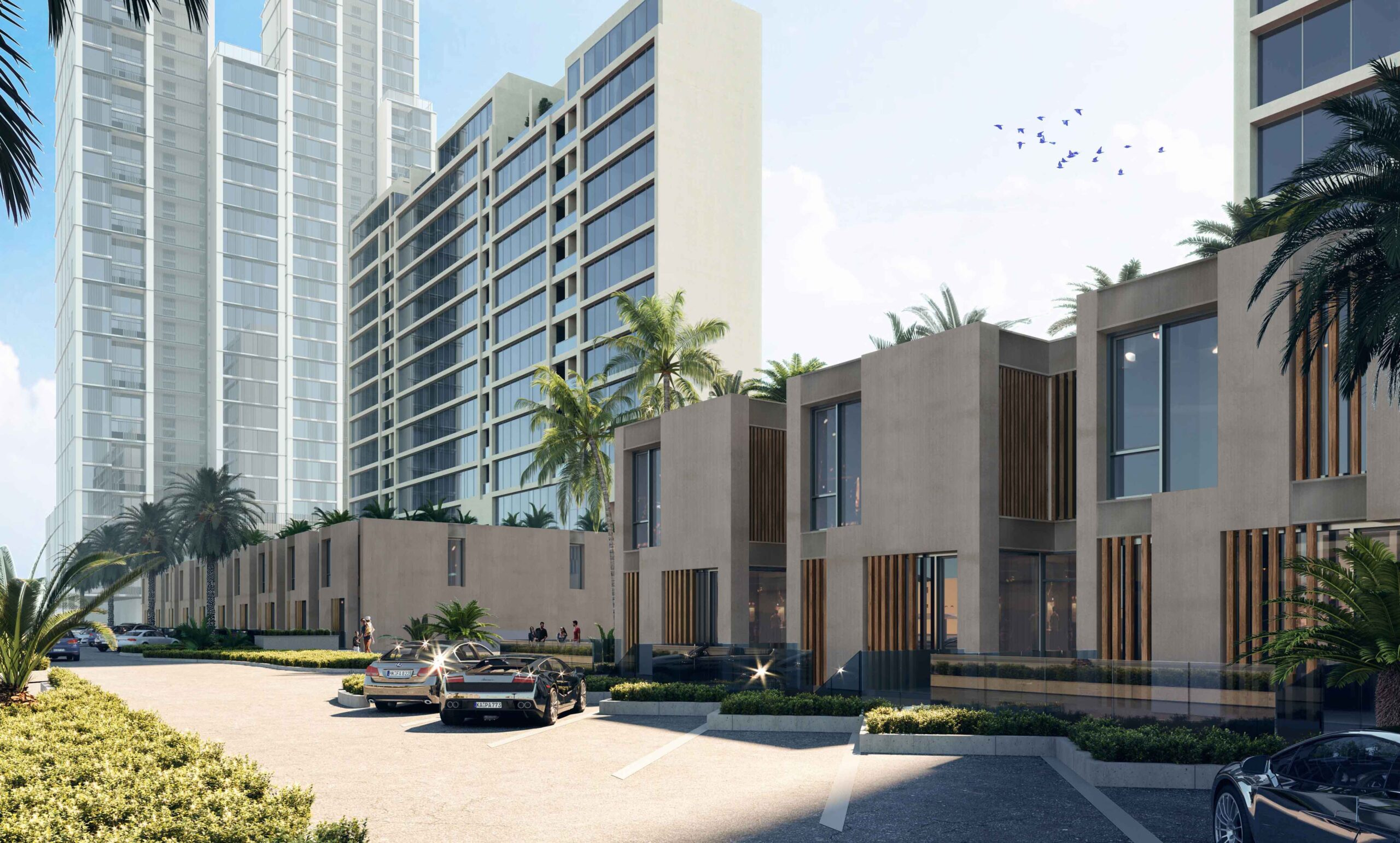 SSH Design and Supervision Consultant for Newly Launched Byout Hessah Development in Kuwait