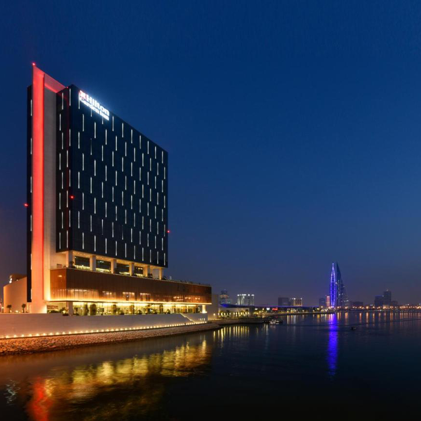 SSH completes Hilton Garden Inn, Bahrain Bay